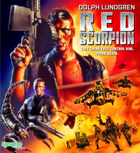 DVD-RedScorpionArt