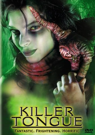 La lengua asesina  Killer Tongue (1996)  SL YT [Dubbed in Hindi] -  Melinda Clarke, Jason Durr, Mapi Galan